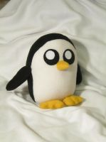 Gunter Plushie by PlushWorkshop