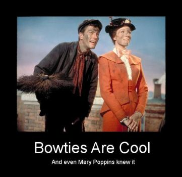 Bowties are Cool by musicfanaticXD