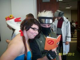 Hmm...That is what is in the book, Kakashi! by Duckie994