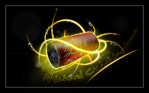 Burst Of Cola by m-charalambous