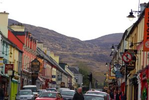kenmare town-kerry(ireland) by cheah77
