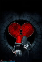 Gate to my heart by Emersonpriest