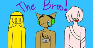 Pewd's and The Bros! by XDTheServine