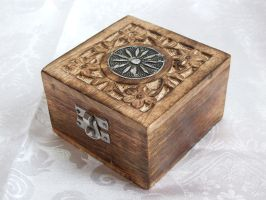 Silver Chest 2 by sacral-stock