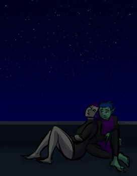 Counting Stars by kryptocow