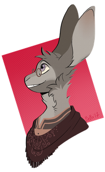 Artfight: Gino by DrFoxes