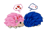 Hedgies by SallyVinter