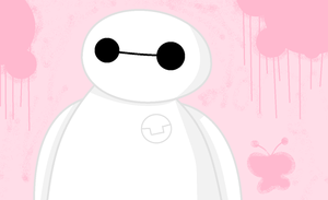 Baymax :3c by ChicaSuperKiller