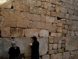 The less known  Western Wall 1 by Balauru