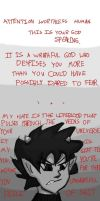 Karkat: Troll this worthless human. by I-am-a-strange-loop