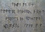 Futhark Runes Font by Athey