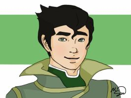 Realistic-ish Bolin by VictorySoup