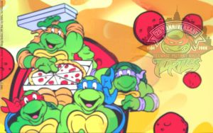 TURTLES LOVE Pizza - mod WP by tOkKa