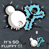Its SOOOO Fluffy by amegoddess