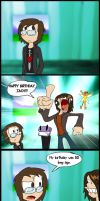 Extermanerthday by Ugovaria