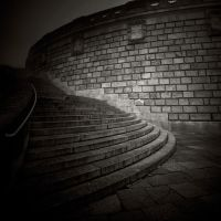 stairs by BelcyrPiotr