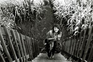 Kenzie Stairs by StolenSecrets