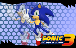 Sonic Adventure 3, Sonic! by NIBROCrock