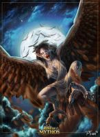 Harpy by PTimm