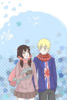 Uk/Sey - anniversary by parumayo