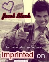 My Jacob Black poster by SakuraShine