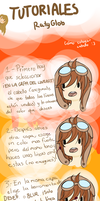 Tutorial: cabello by Mya-0