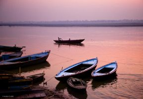 Ganges by AndrewToPhotography