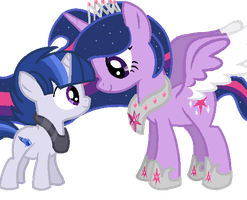 Mommy and Me by Quirktastic