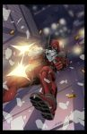 DeadPool Colored 4 practice by SpicerColor