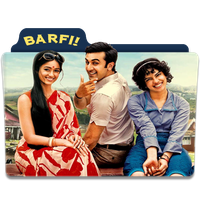 Barfi 2012 Folder Icon by sonerbyzt