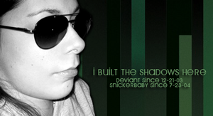 Shadow Builder: ID 4 by snickerbaby