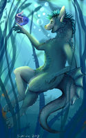 Underwater Fun by Deviant-Soulmates