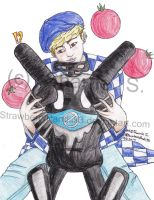 Zelo and TotoMato by StrawberryPandii93
