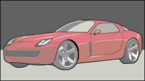 Covette C6 VECTORIZED by twinware