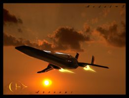 Model 3 by arconax