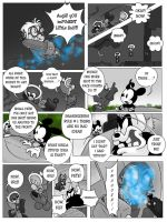 Epic Mickey Graphic Novel pg60 by DelDiz