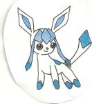 glaceon by PokemonArteest