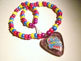 Thistle Whistle Resin Kandi by Lutrasaura