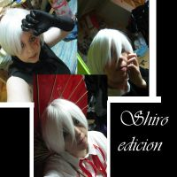 Shiro edition by Die-Rose