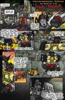 The Roar by Transformers-Mosaic