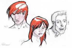 Characer studies by innerpeace1979