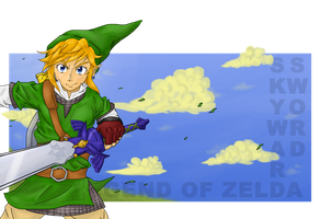 Skyward Sword by Gkenzo