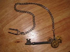Steampunk Key 2 by friendlygiant307