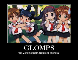 Glomps by clampfan101