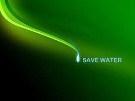 Save Water by 365art