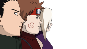 Team Asuma WIP by InuyashaRules6596