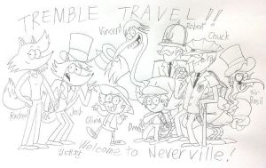 Tremble Travel Title! by komi114