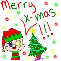 Merry X-Mas 2010 by stereo-typed