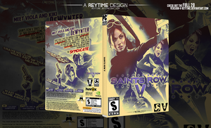 SAINTS ROW V - BOXED by reytime