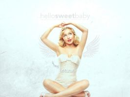 Hayden Panettiere Wallpaper by Letizia